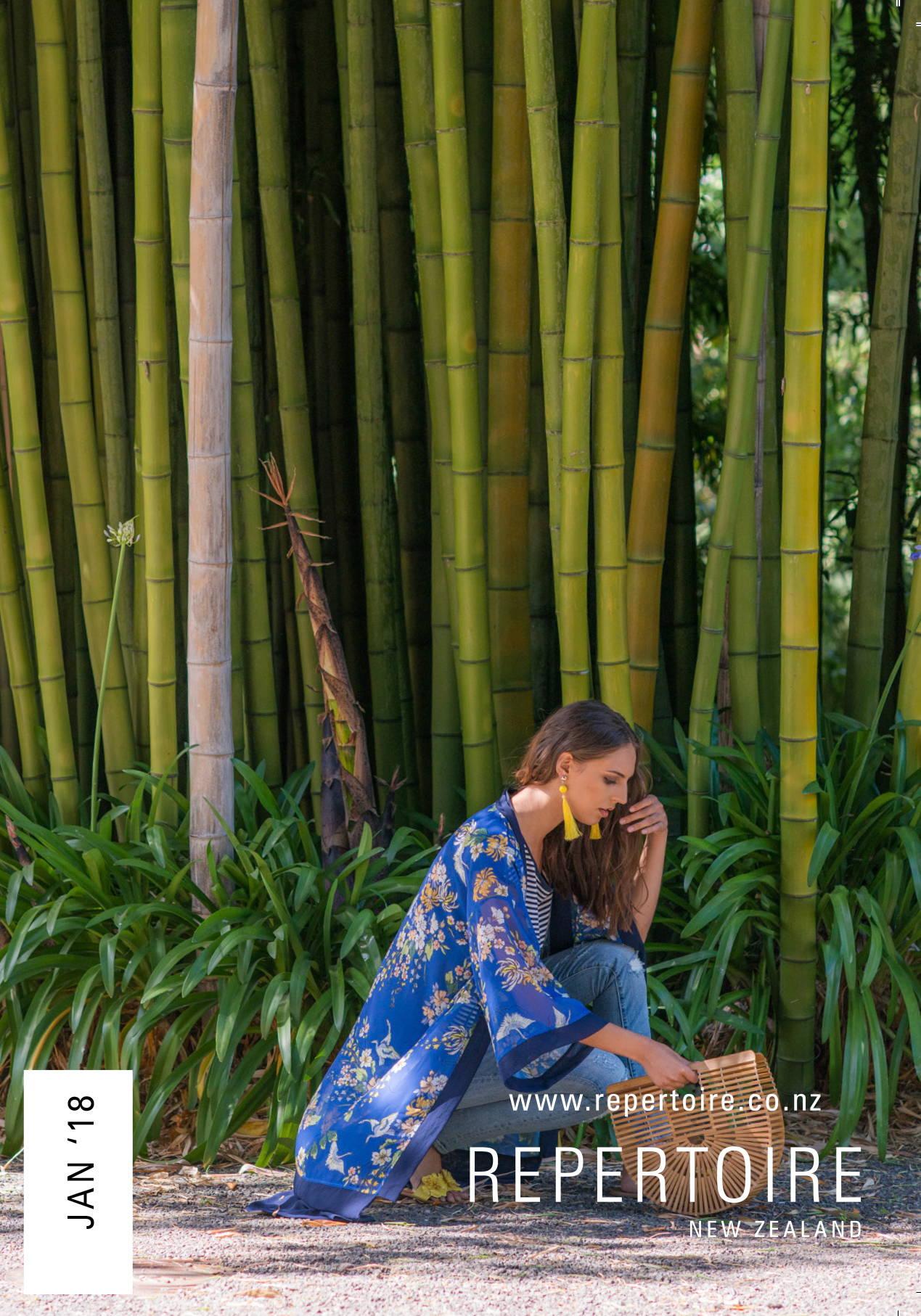 Blue Lotus Lookbook