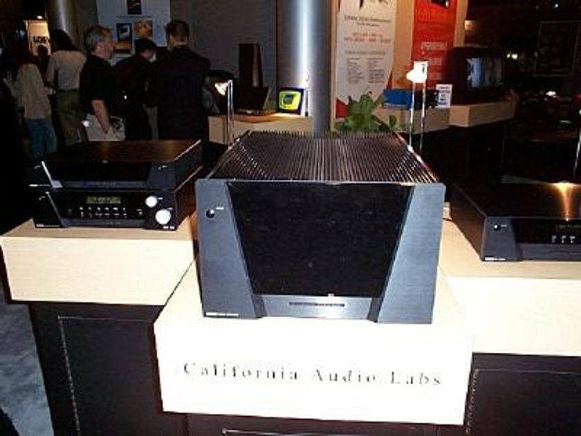 California Audio Labs CL2500 MCA Reference Home Theater Amplifier