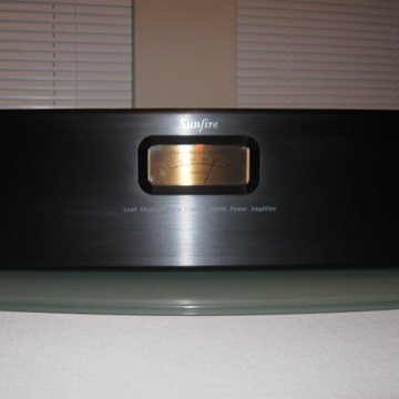 Series II Load Invariant High Fidelity Stereo Amp
