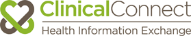 Logo for Clinical Connect HIE