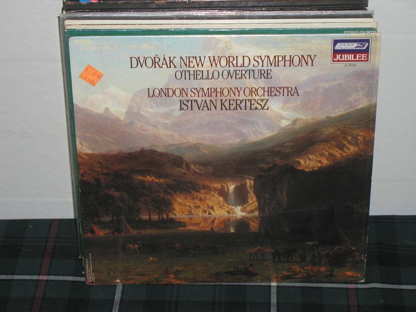 Kertesz/LSO - Dvorak New World London JL41022 Jubilee/Holland press