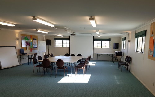 Seminar, training or large meeting space in Papakura with free parking - 1