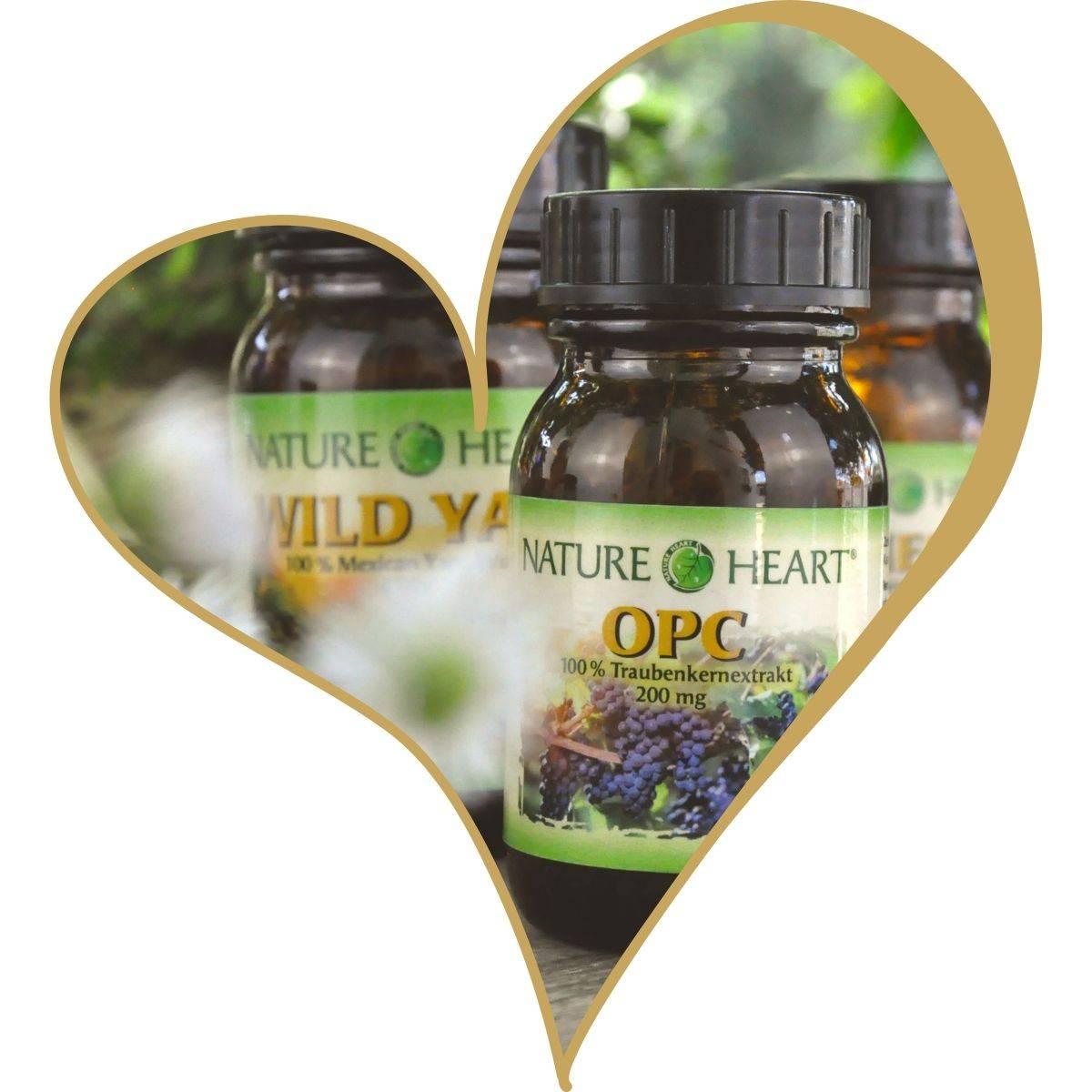 OPC Produktfoto mit Herz