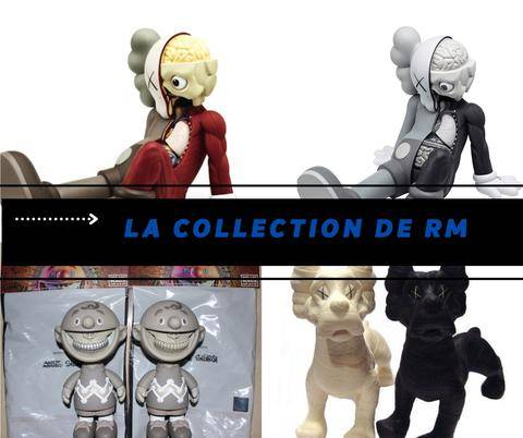 Collection RM bts