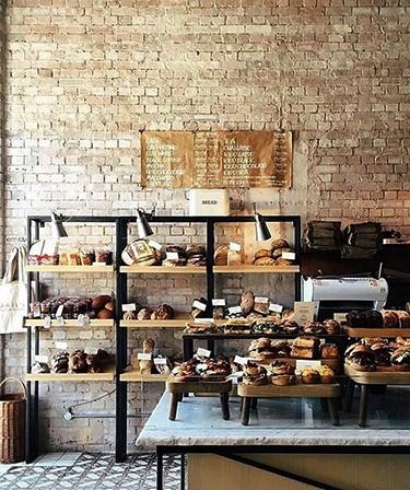 cafe bakery interior design
