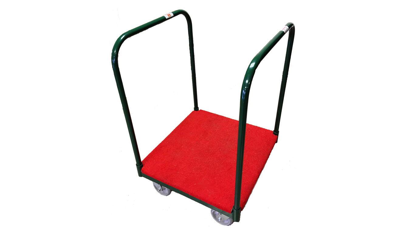 Steel Panel Cart