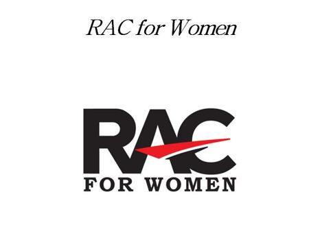 RAC for Women