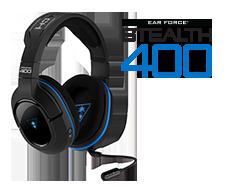 stealth 400