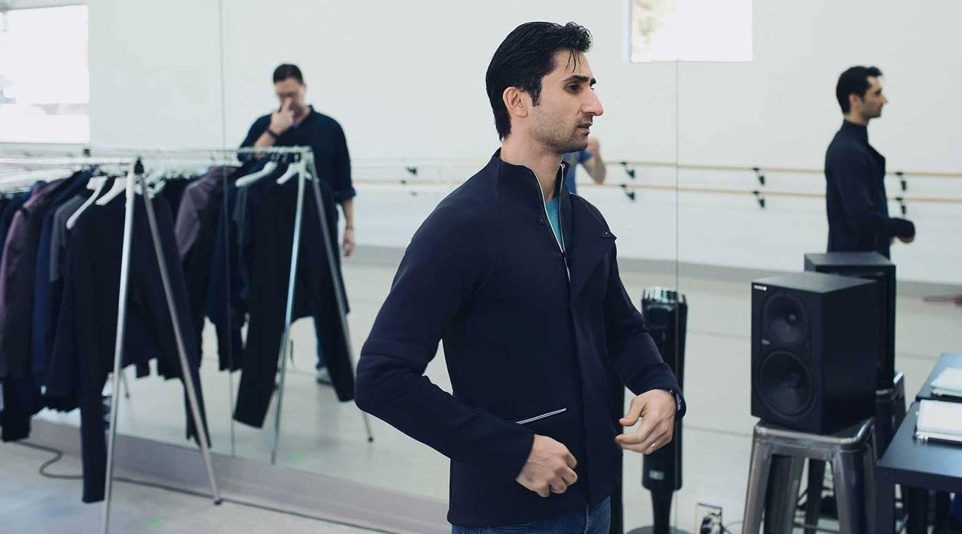 davit karapetyan, principal dancer from san francisco