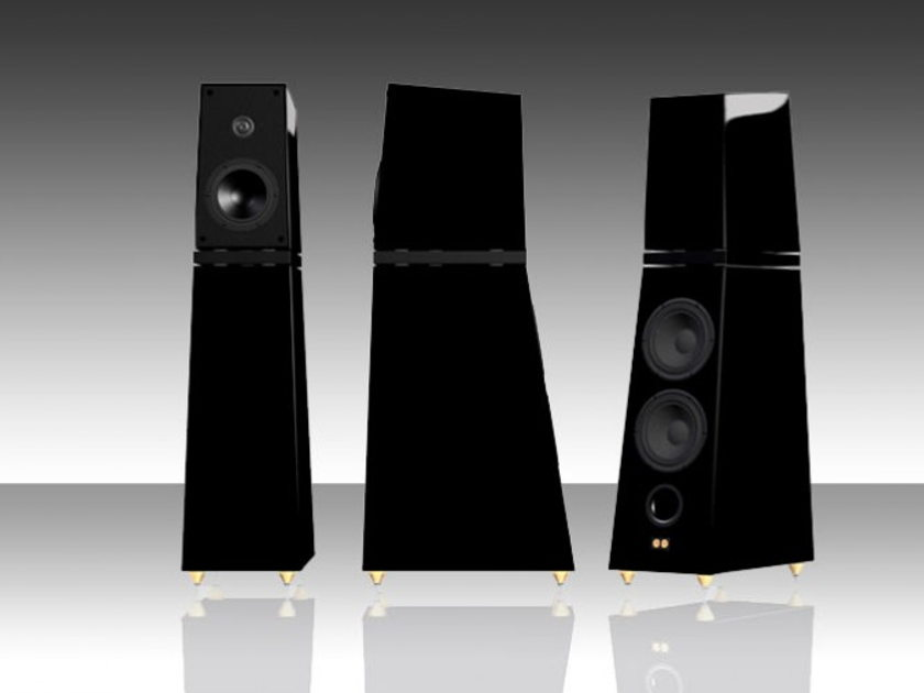 Verity Audio Leonore Black