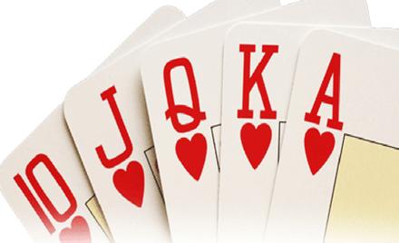 Poker Rally