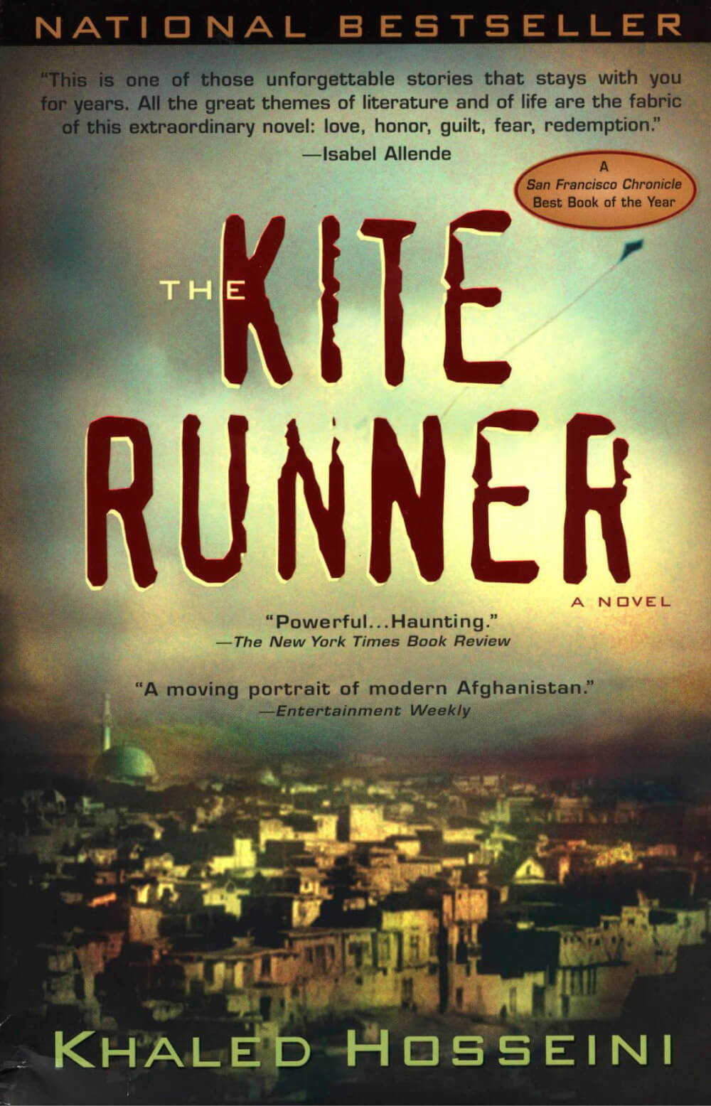Summer Reading List 2018 The Kite Runner book