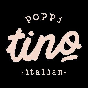 Logo - Poppi Tino Italian