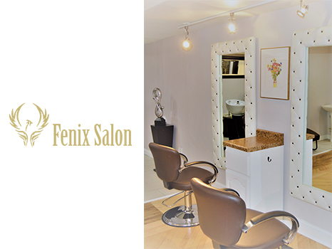 Blow Out Package of Five from Fenix Salon