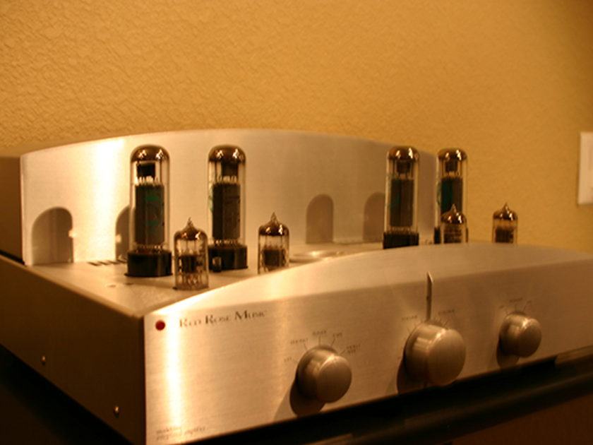Red Rose Model 5 Integrated / Great Condition!