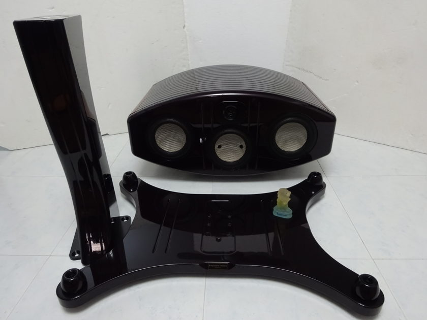 Kharma Exquisite Centre  Active Speaker - Very rare - Free shiiping (220-240v)