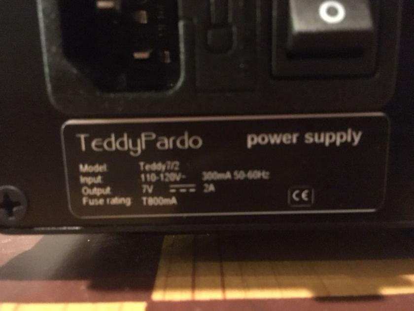 Teddy Pardo Power Supply 7v 2a