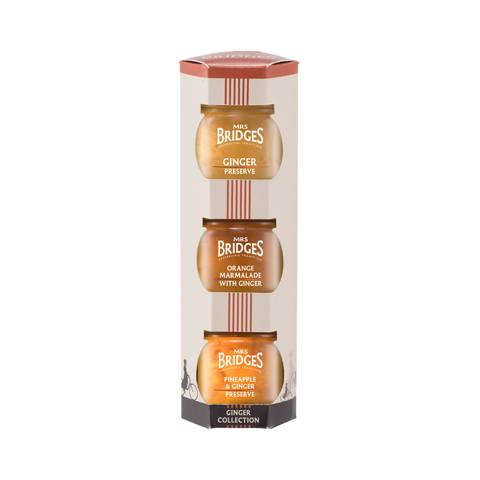 Mrs Bridges Mini Ginger pack on Gourmet World