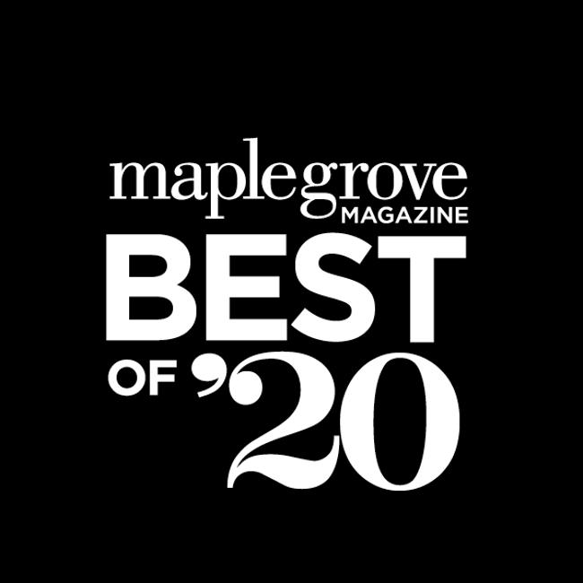 Voted best preschool/childcare in Maple Grove in 2020