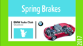 Spring Brakes