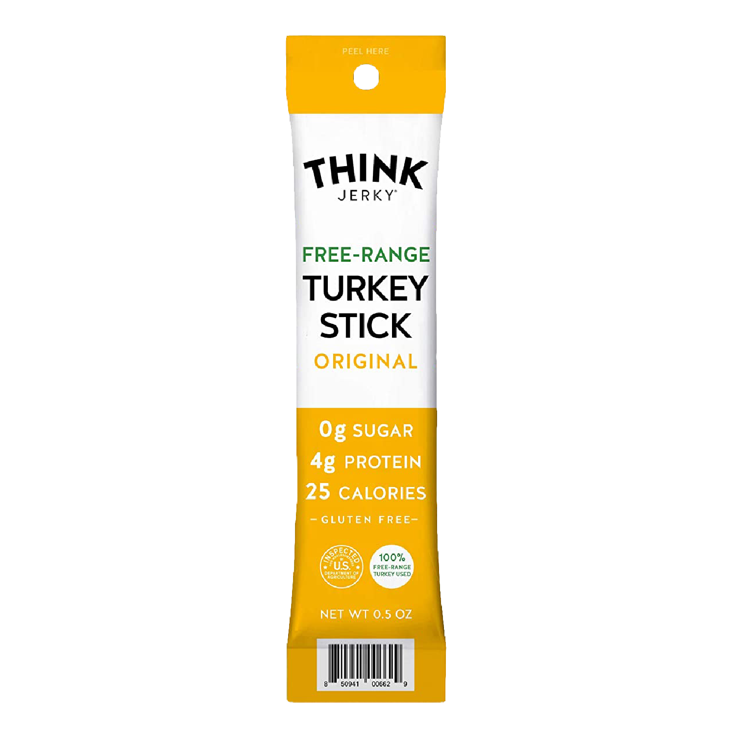 Think Jerky Turkey Stick