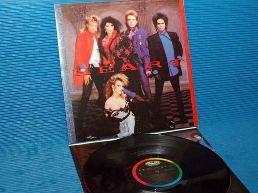 "HEART -  - ""Heart 1"" - Capitol 1985 1st pressing"