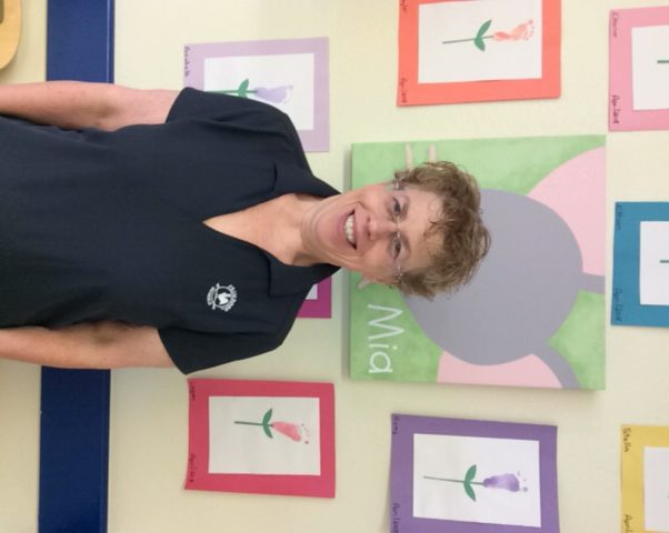 Ms. Sharon , Lead Young Infant Teacher