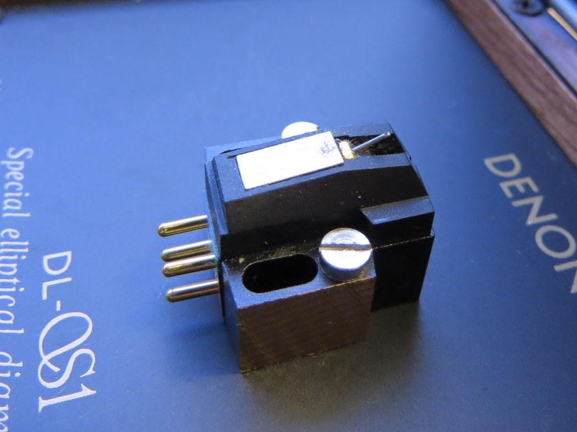Denon DL-S1 - TOP performer - low output MC cartridge