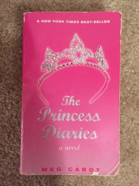 RENTERS BAY: The Princess Diaries book