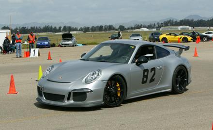 Teststrecke XXII -  Autocross