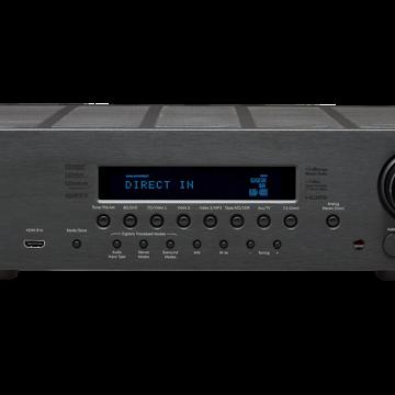 Azur 551R V2 7.1 AV Receiver (Black):