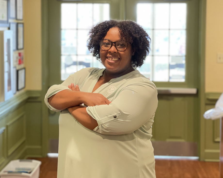 Ms. Bailey , Preschool II Assistant Teacher