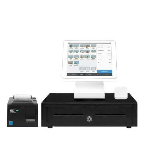 Rent Square Point of Sale System