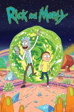 Rick And Morty's BG