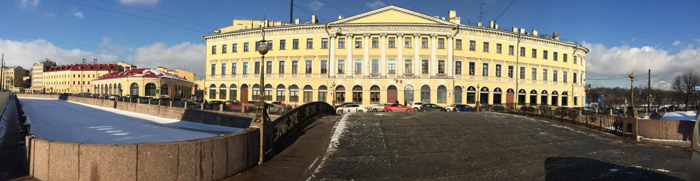 Обзорная экскурсия по Санкт-Петербургу на автомобиле