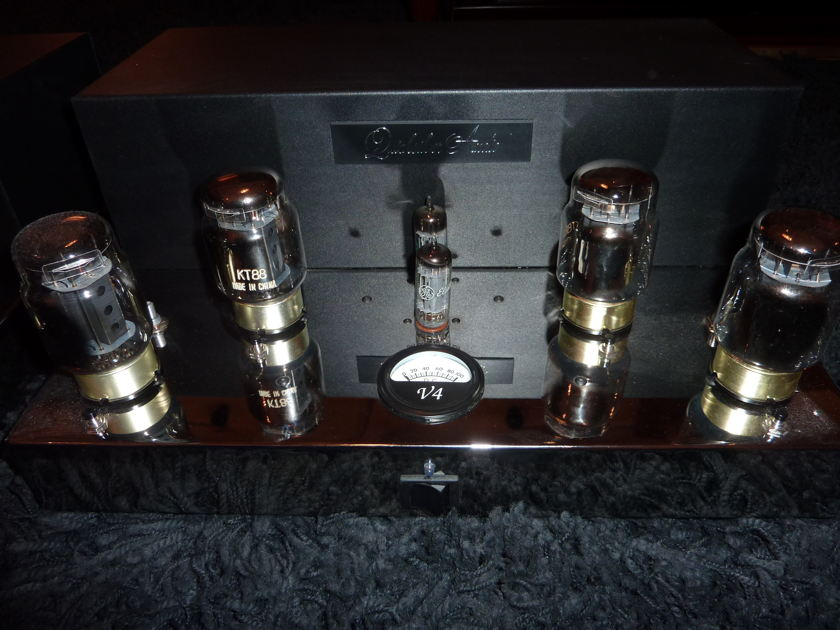 Quicksilver V4 Tube Amplifiers
