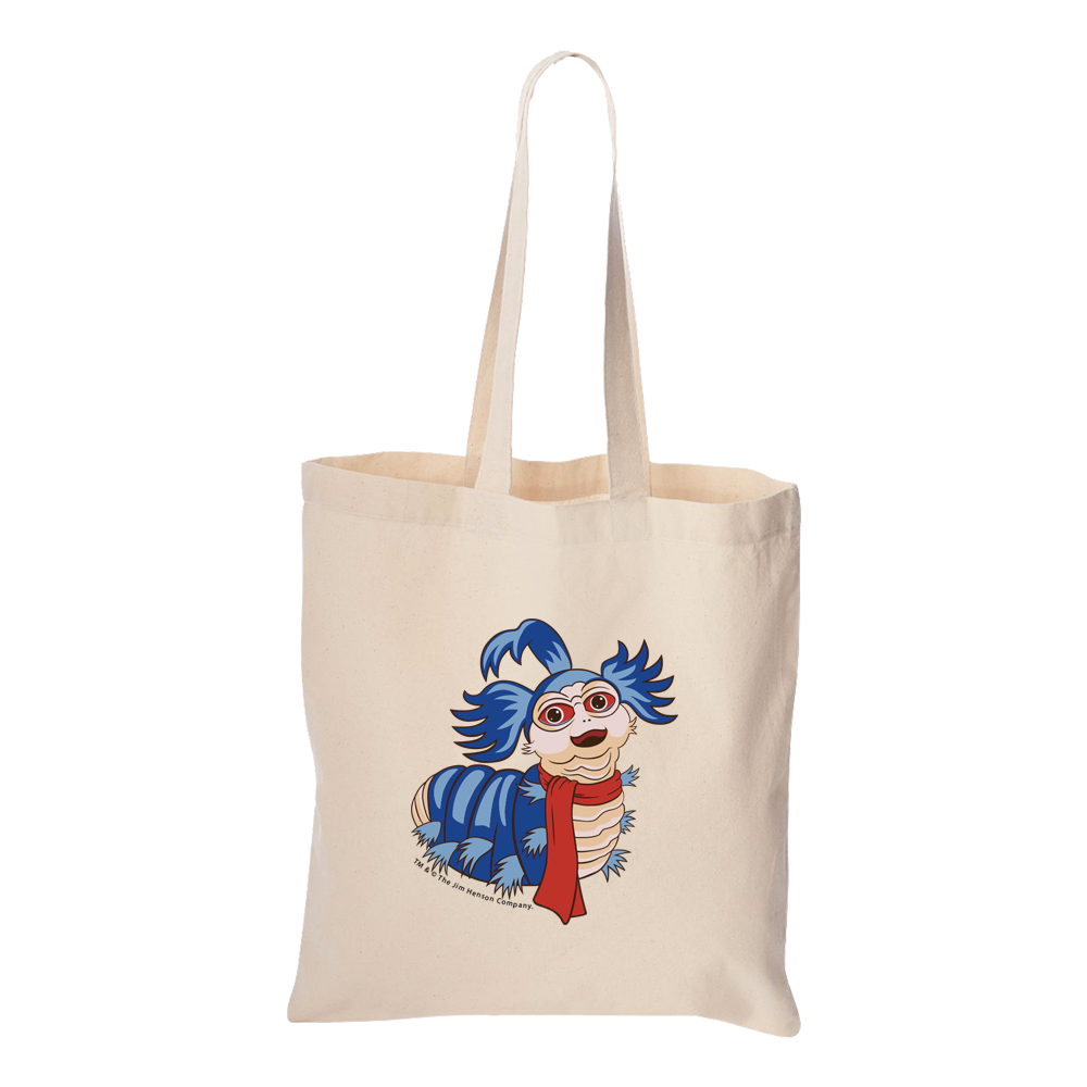 Labyrinth Worm Tote