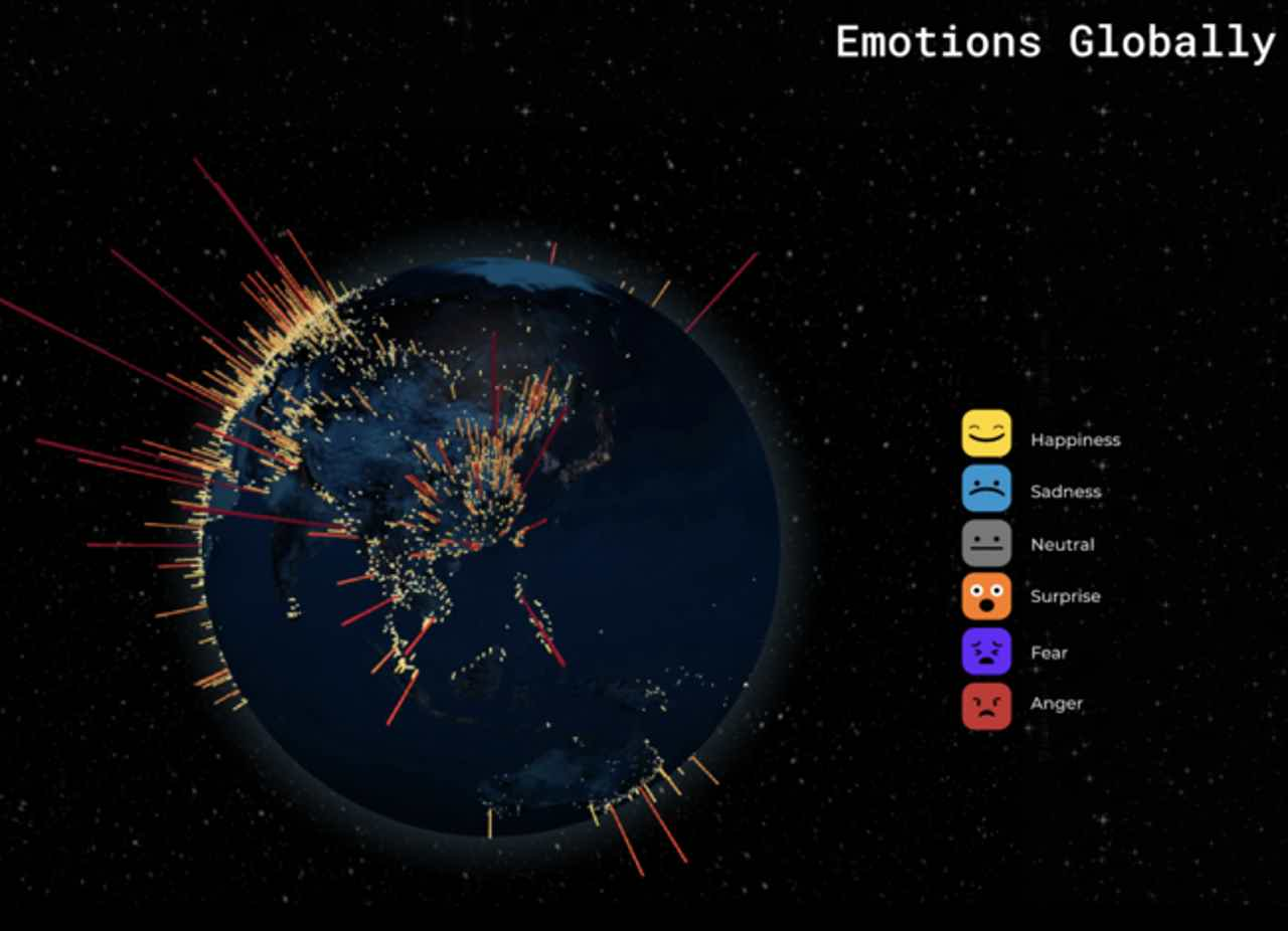 I'mbesideyou、アスリートへの声援を地球上に可視化する「UNITE BY EMOTION」を提供開始