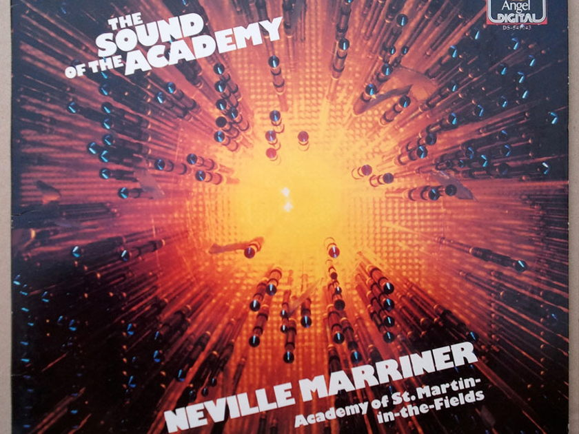 EMI Digital | NEVILLE MARRINER - - The Sound of The Academy / NM