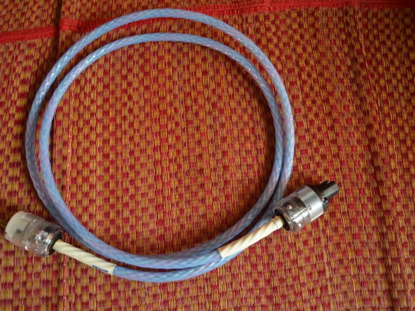 Nordost Brahma 2m 15A US plug power cord