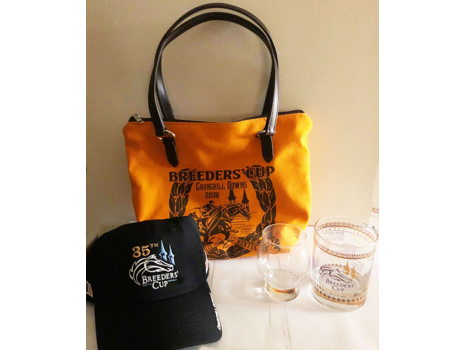 2018 Breeders' Cup Merchandise