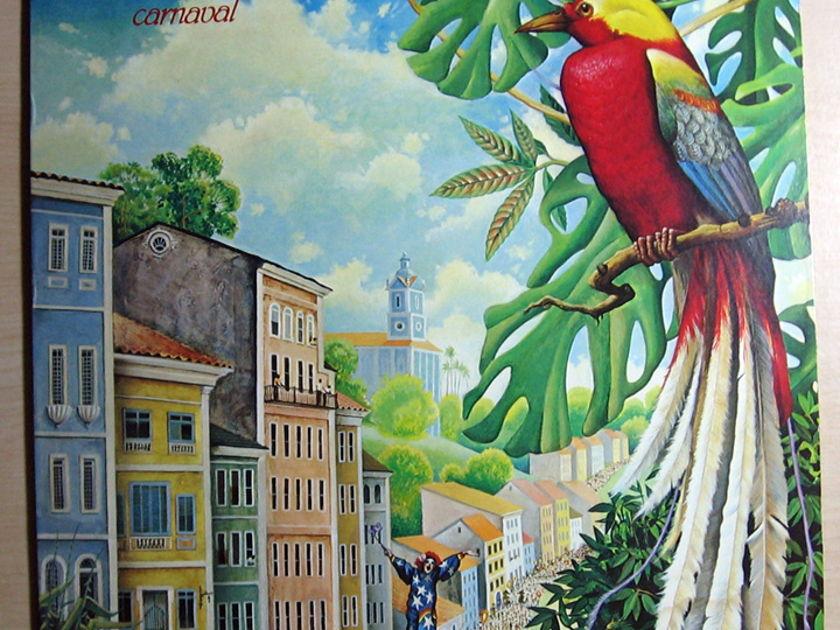 Spyro Gyra  - Carnaval  - 1980 MCA Records MCA 5149