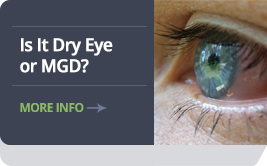 Image for Is it Dry Eye of MGD?