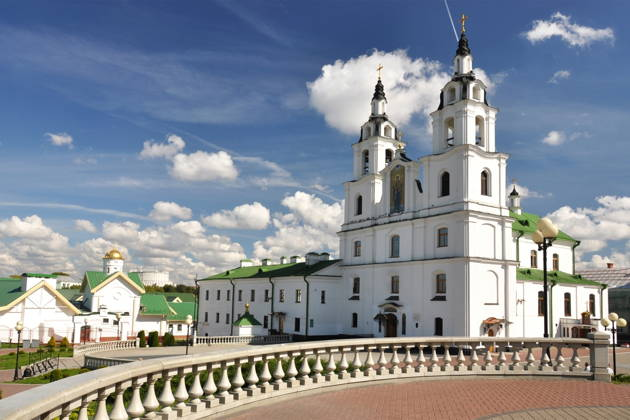 Индивидуальная автомобильная экскурсия по Минску