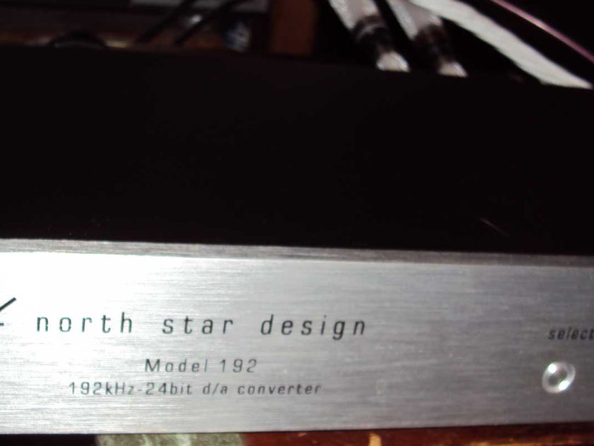 North Star Design Model 192 Upsampling DAC 4 input + I2S
