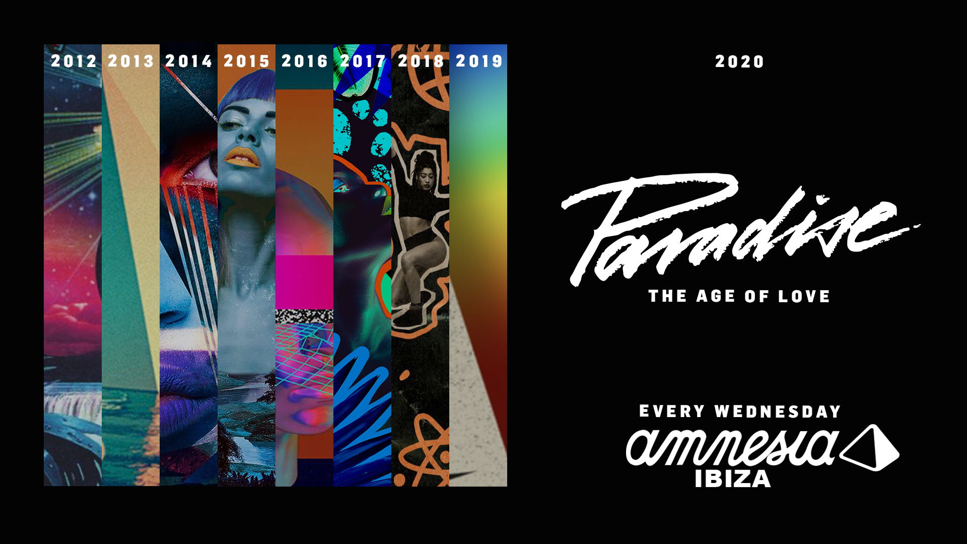 Paradise Ibiza party & Jamie Jones in Amnesia 2020