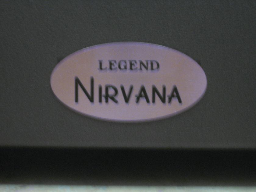 Von Gaylord Aduio Nirvana Mono Amps