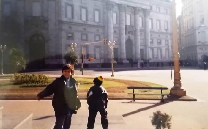 Lina Ramos adicionou foto de Buenos Aires Foto 1
