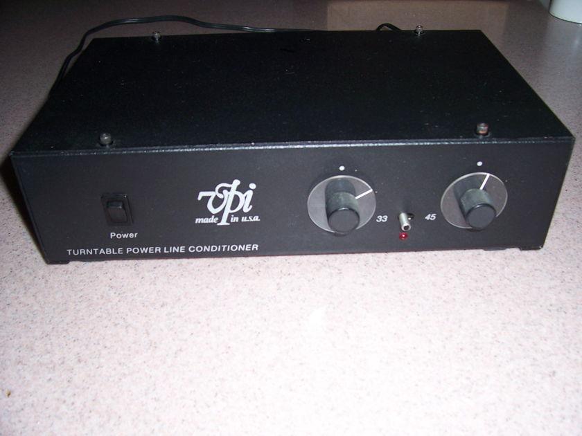 VPI PLC Power Line Cond. & Speed Control