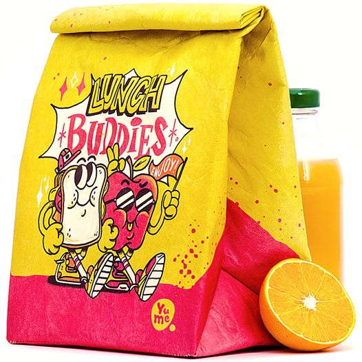 "Термосумка Youshi Lunch Bag ""Lunch Buddies"" от YuMe"